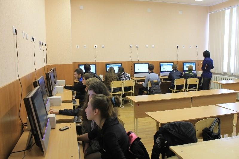Пробный ЕГЭ по информатике на компьютерах