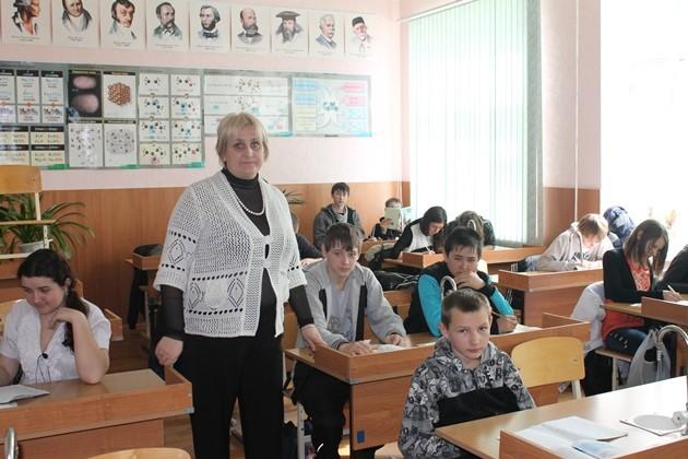 Об итогах районного конкурса «Учитель года»
