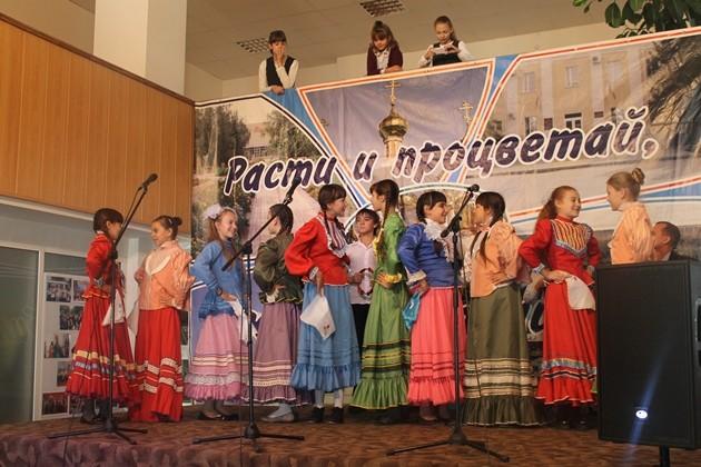 участие в фестивале покрова на обливской земле
