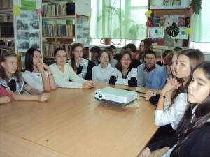 Тематические мероприятия в библиотеке для 6-7 классов «С русским воином через века»
