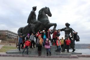 Экскурсия в ст. Вешенскую