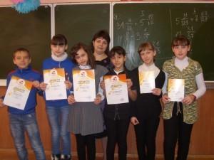 Поздравляем победителей конкурса «Лисенок-2014»