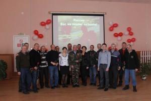 Встреча с воинами – интернационалистами в канун вывода Советских войск из Афганистана