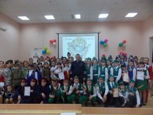 Районный конкурс инсценированной песни на тему военных лет среди отрядов ЮИД образовательных учреждений района