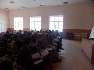 Семинар по реализации регионального проекта формирования здорового образа жизни в подростково-молодежной среде Ростовской области «Начни с себя!»