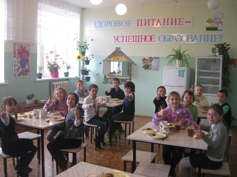 Режим  работы школьной столовой  Ковыленской ООШ