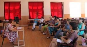 Итоговое заседание методического объединения педагогов- психологов и социальных педагогов района