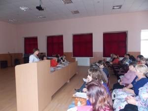 Заседания Педагогического совета.