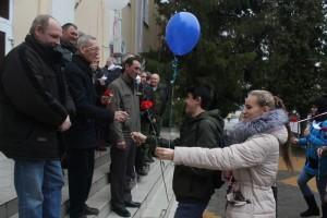 Мероприятия по увековечиванию памяти о россиянах, исполнивших служебный долг за пределами Отечества