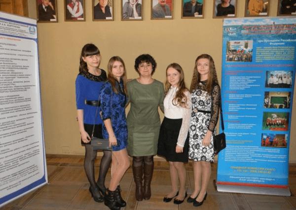 Лучшие обучающиеся МБОУ Обливской СОШ № 1 на празднике  «День отличников и наставников»