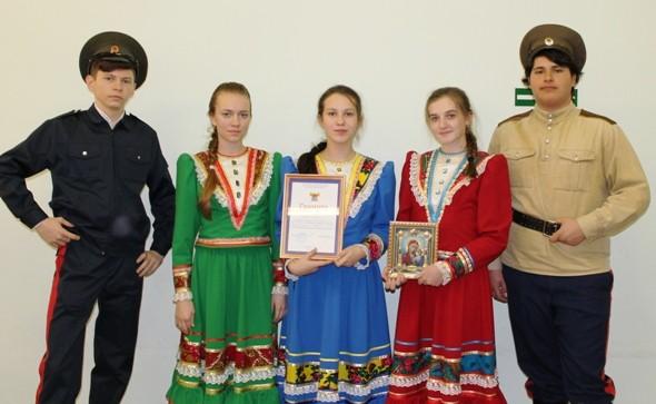 Об участии в Сретенском фестивале в станице Базковской