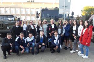 Встреча с представителями пограничных институтов ФСБ