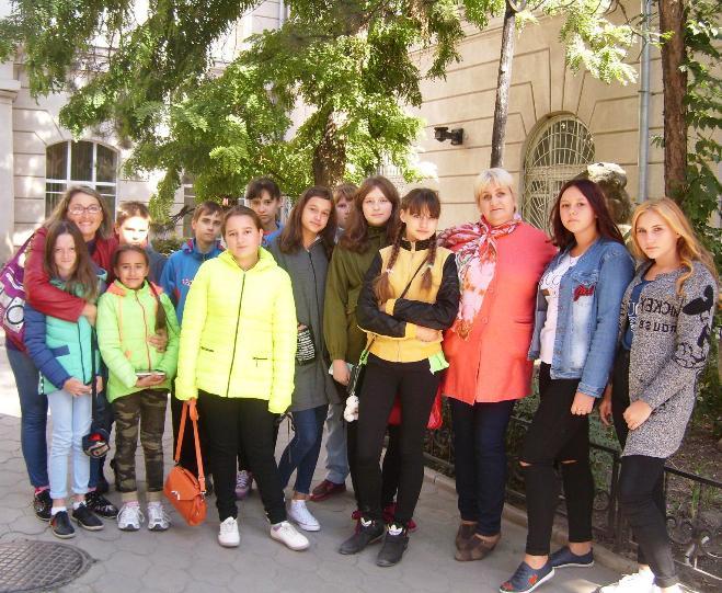 Экскурсия в краеведческий музей города Ростова-на-Дону