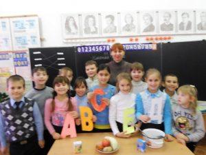 «Разговор о правильном питании» в Кривовской школе
