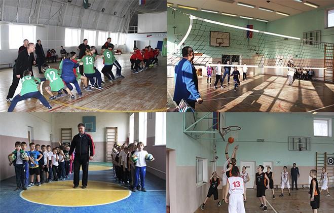 Спортивные клубы МБОУ Обливской СОШ № 1 и ее филиалов