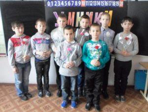 «Живая классика» в Кривовской ООШ
