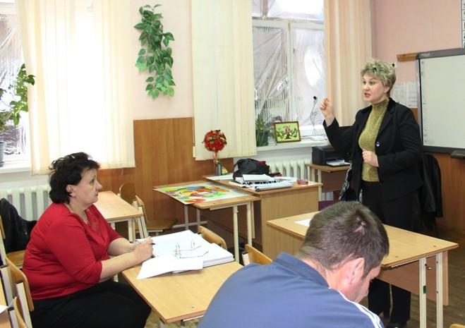 Заседание Методического совета