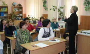 Заседание ШМО учителей начальных классов