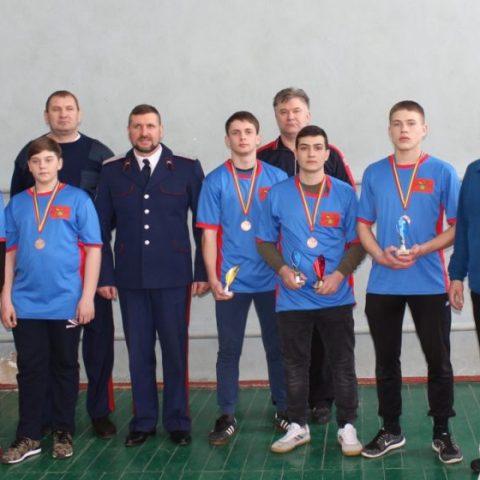 Спортивные соревнования среди допризывной казачьей молодёжи  Верхне-Донского округа  Всевеликого  войска  Донского