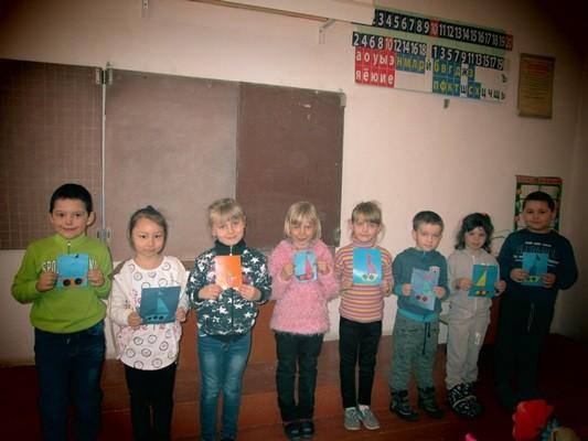 Подготовка будущих первоклассников к школе