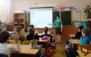 «Организация правильного питания» во 2 в классе