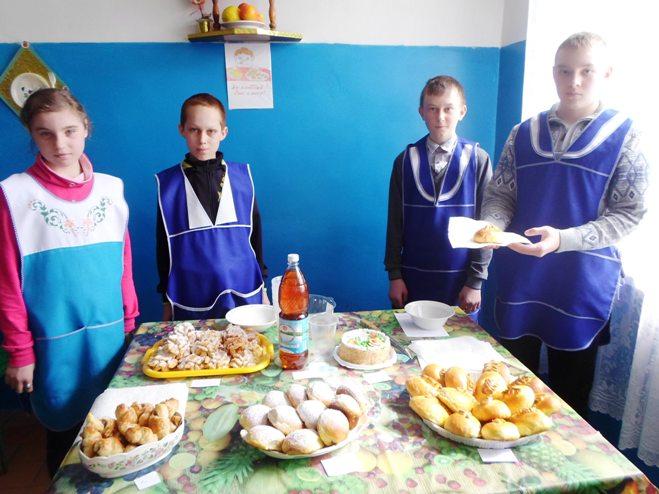 Формирование полезных навыков у учащихся Кривовской школы