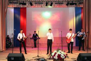ВИА «Класс» на концерте