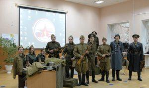 Спектакль «Обливская 31 декабря 1942 г.»