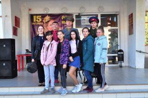 О развитии казачьей культуры в МБОУ Обливской СОШ № 1