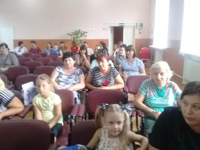 Собрание для родителей первоклассников