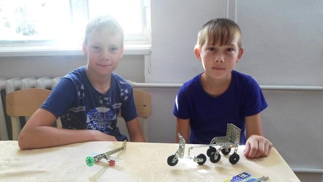В Кривовской ООШ  с 1 июля  начал работу пришкольный оздоровительный лагерь