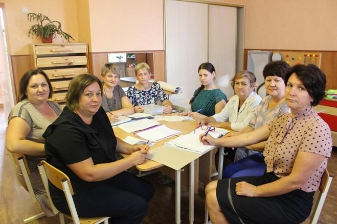 Организационное заседание ПМПк