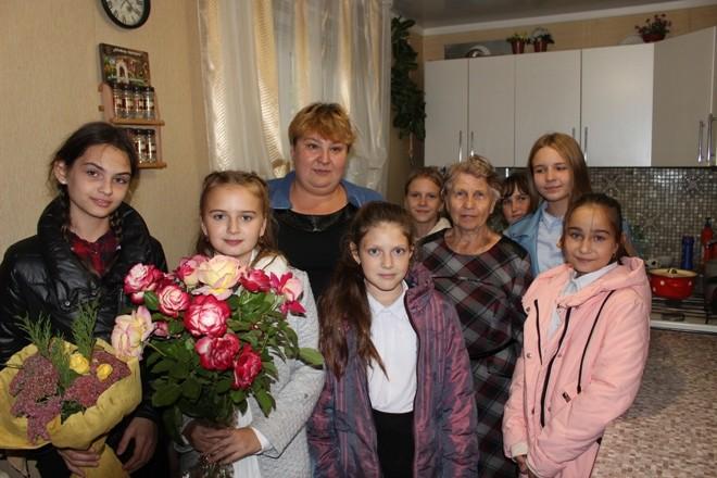 Учителями славится Россия!