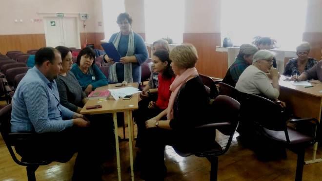 Районный семинар - практикум «Проблемы нравственно-полового воспитания школьников»