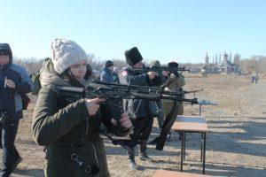 Экскурсия на военно-историческую реконструкцию