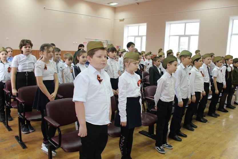 Мероприятия, посвященные Дню полного освобождения Ленинграда от фашистской блокады