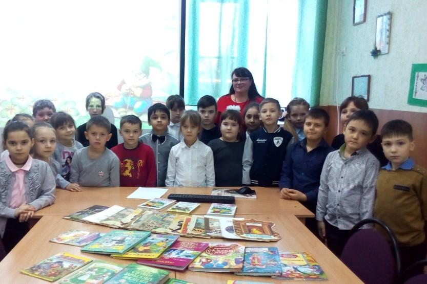 «Своя игра» по сказкам русских и зарубежных писателей