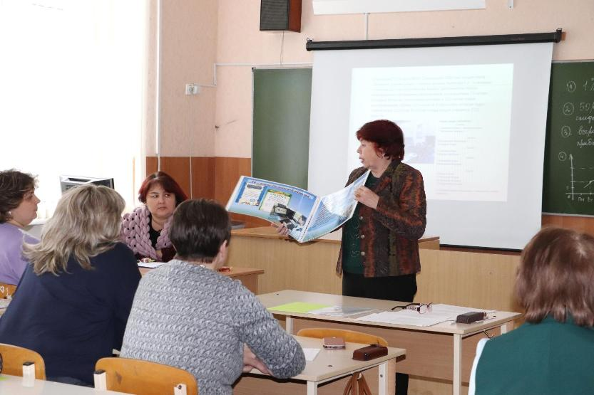 Метапредметный семинар «Развитие творческого потенциала учителя и потенциала ученика с учетом профориентации»