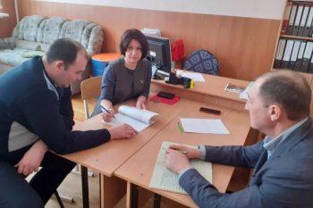 Заседание школьного Совета