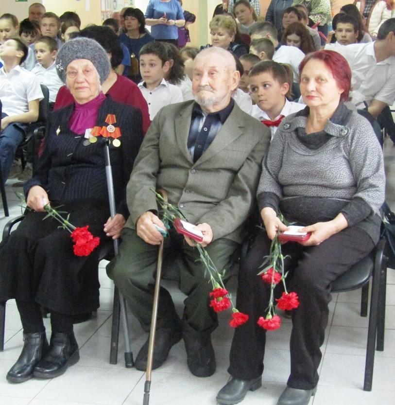 Юбилейные медали ветеранам ВОВ