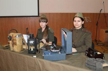 Спектакль к 75-летию Великой Победы