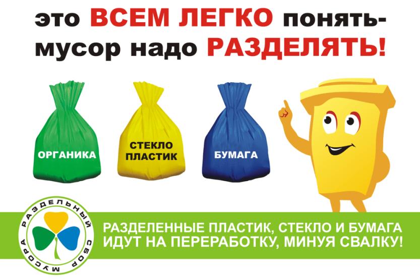 Об участии в региональной экологической акции  «Это всем легко понять – мусор надо разделять!»