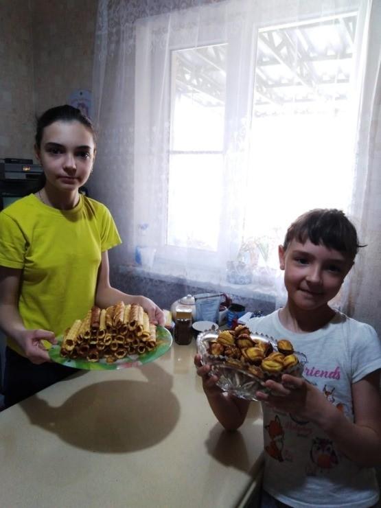 Кулинарные традиции в семье