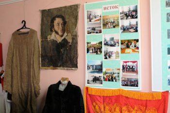 Пополнение коллекции школьного музея «Исток»